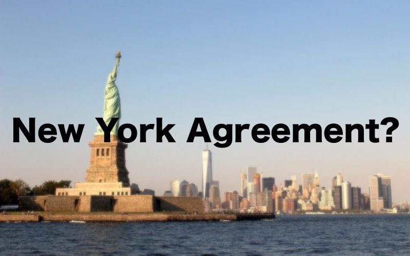 New York Agreement